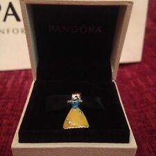 Genuine Disney Pandora Snow White Dress With Box & Gift Bag!
