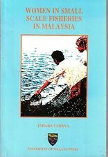 Women in Small Scale Fisheries in Malaysia - Jahara Yahya