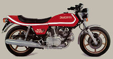 DUCATI Poster 900 SD 900SD Darmah 1977 1978 1979 1990 & 1991 Suitable to Frame