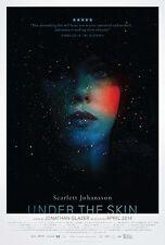Under The Skin (2014) Movie Poster (24x36) - Scarlett Johansson NEW