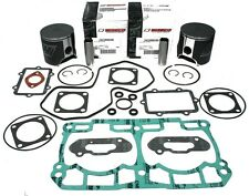 Ski-Doo Summit X 800R, 2008-2009, Wiseco Pistons & Gasket Set/Engine Rebuild Kit