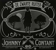 De Zwarte Ruiter - Johnny Contant (2012, CD NEUF)