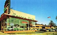 Old Photo. 1953-4. George Duffy Chrysler-Plymouth Auto Dealership