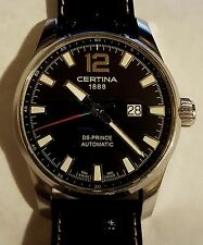 CERTINA DS PRINCE AUTOMATIC NEW ORIGINAL SWISS WATCH