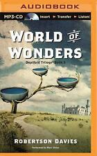 Deptford Trilogy: World of Wonders 3 by Robertson Davies (2015, MP3 CD,...