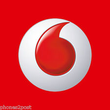 Vodafone Nano SIM Card Pay As You Go For iPhone 5, 5c 5s and 6, 6s VODA SIM NEW