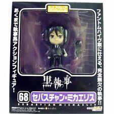 Anime Black Butler Sebastian Michaelis Nendoroid #68 PVC Figure New In Box
