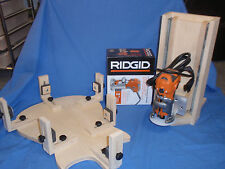 GUITAR BINDING JIG AND CRADLE FOR ROUTING GUITAR-NEW ROUTER INCLUDED