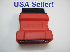 Autel Original OBD2 OBDII Adapter MaxiDAS DS708 MaxiDiag MD801 & MD802 Scanner