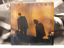 ART FLEURY - NEW PERFORMER LP + INNER EX+/EX+ ITALIAN NEW WAVE 1983