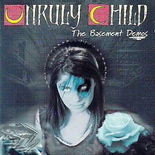 UNRULY CHILD Basement Demos CD+DVD 2002 ~RARE/OFFICIAL~ MARK FREE, STONE FURY