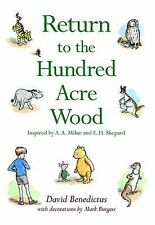 Return to the Hundred Acre Wood: Inspired by A. A. Milne and E. H. Shepard, Davi