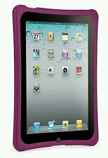 AUTH. BNWT BUILT NY APPLE IPAD 2 ERGONOMIC HARD-SHELL CASE, RASPBERRY $40