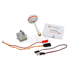 FX-X40 5.8G 40CH 600mW FPV Transmitter 5V Led Indicator For Gopro Hero 2,3,4,5