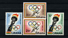 Ghana 1960 SG#249-252 Olympic Games MNH Set #D34553