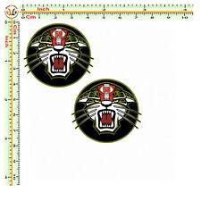 marco simoncelli adesivi tigre fondo nero tondo auto moto casco corse 2 pz.