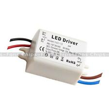 New 6W Wattage LED Driver Transformer DC 12V 500mA For 12V LED Bulbs MR16 / MR11
