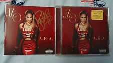 New Jennifer Lopez A.K.A. AKA Signed CD Autograph Deluxe Edition Limited Rare