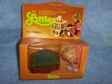 1980 the Littles by Mattel - Hedy Littles doll and her Sofa #1793