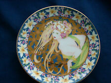 "Royal Worcester The Four Seasons ""Aurora"" plate"