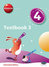 Abacus Evolve Year 4P5 Textbook 3 Framework Edition: Textbook No. 3 (Abacus Evol