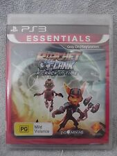 Rachet & Clank - A Crack In Time - Playstation 3 Game BRAND NEW!!
