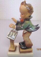 "Hummel Goebel Figurine ""Band Leader"" Hum 129 - Boy Conductor"