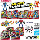 TRANSFORMERS HERO MASHERS ALL FIGURES OPTIMUS PRIME BUMBLEBEE MEGATRON & MORE!