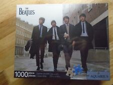 ~~ THE BEATLES LONDON STREET 1000 PC. PUZZLE ~ AQUARIUS ~ 2014 ~ NEW! SEALED! ~~