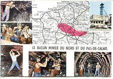CP 59 Nord - Le Bassin Minier du Nord et du Pas-de-Calais