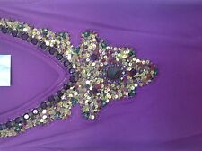 Vintage jewelled Designer top by MYBC