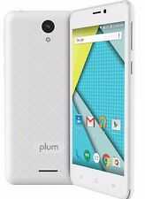 "Cheap 5"" Smart Cell Phone 4G Gsm Unlocked 8MPX Camera 8GB Mem Android Z515WHT-RB"