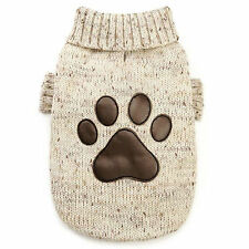 LARGE Boxer Pit bull ZACK & ZOEY DOG SWEATER clothing L clothes CLEARANCE!!