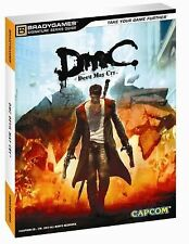 Devil May Cry by BradyGames Staff and Capcom Staff (2013, Paperback)