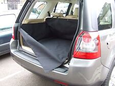 FREELANDER  2 Land Rover  60/40 SPLIT REAR SEAT Boot Liner Cover colour BLACK