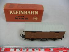 Ad197-0, 5# KLEINBAHN h0 306 HBR carri merci/carro merci 118 578 FS, OVP