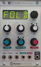 Great Price!! Mutable Instruments Braids Modular Synthesizer Module