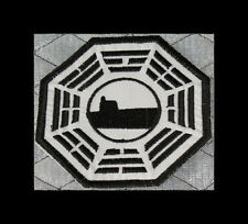 """LOST Dharma Initative Embroidered patch """"Sub"""""""