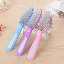 Exfoliating Remover Scrubber Pedicure Tool Foot Care Hard Skin Callus File EW