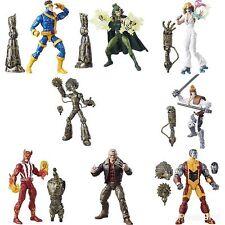 X-Men Marvel Legends 6-Inch Action Figures Wave 2 Pre-order with Warlock BAF