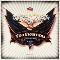 In Your Honor  Foo Fighters Vinyl Record