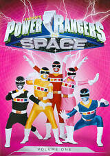 Power Rangers: In Space, Vol. 1, New DVDs