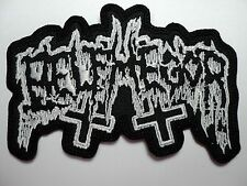 BELPHEGOR EMBROIDERED PATCH