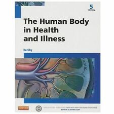 The Human Body in Health and Illness by Barbara Herlihy (2013, Paperback)