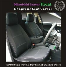 MITSUBISHI LANCER FRONT NEOPRENE WATERPROOF ANTI-UV WETSUIT CAR SEAT COVER