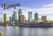 """Tampa Travel Fridge Magnet 3.25""""x2.25"""" Collectibles (PMD10005)"""