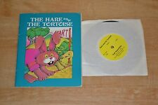 The Hare and the Tortoise by Aesop Paperback Book and Record Troll Associates