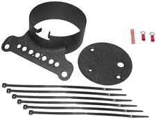 Bikers Choice - 169388 - Single Gauge Mount Kit, Black~