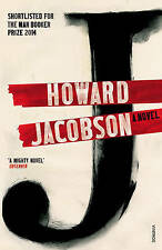 J: A Novel by Howard Jacobson (Paperback, 2015)