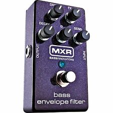 MXR M82 Bass Envelope Filter Effect Pedal - Brand New!